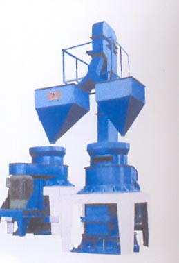 Straight Centrifugal Grinding Mill