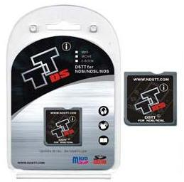 DSTTi game Card with High Quality for NDSL,NDSi