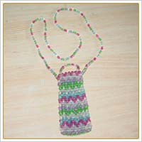 Beaded Mobile Cover