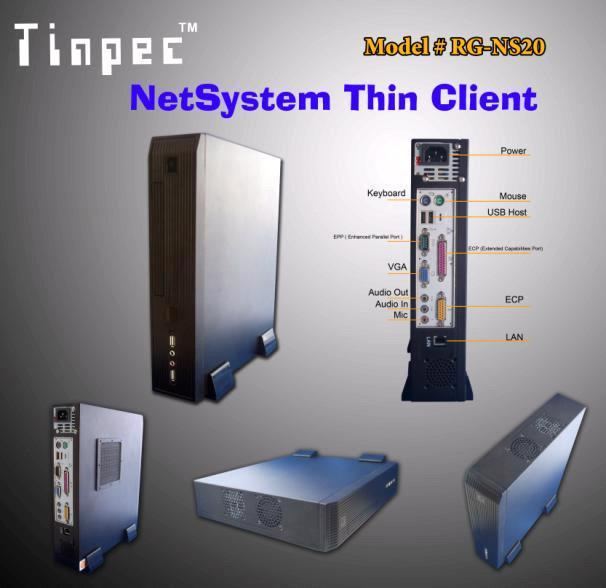 Tinpec Thin Client