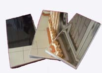 Stainless Steel Composite Panel (Alucobond)