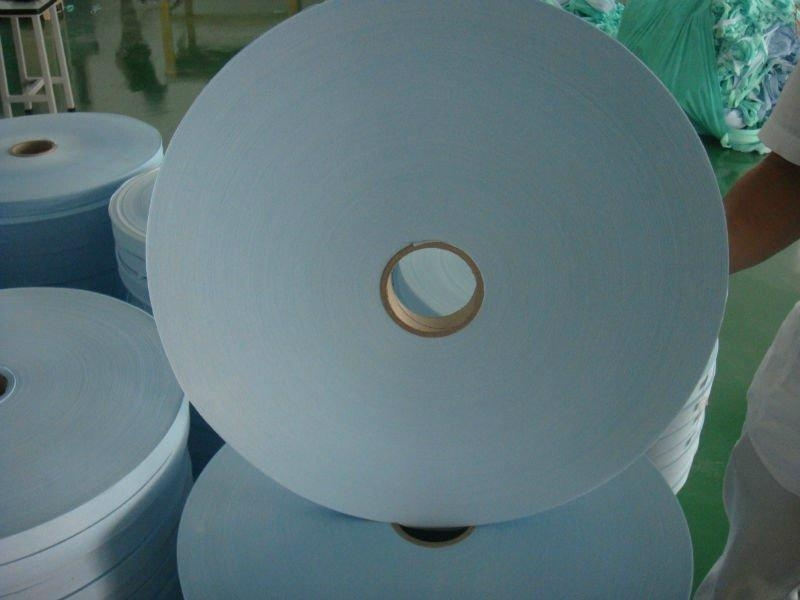 Cotton  PLA spunlace nonwoven