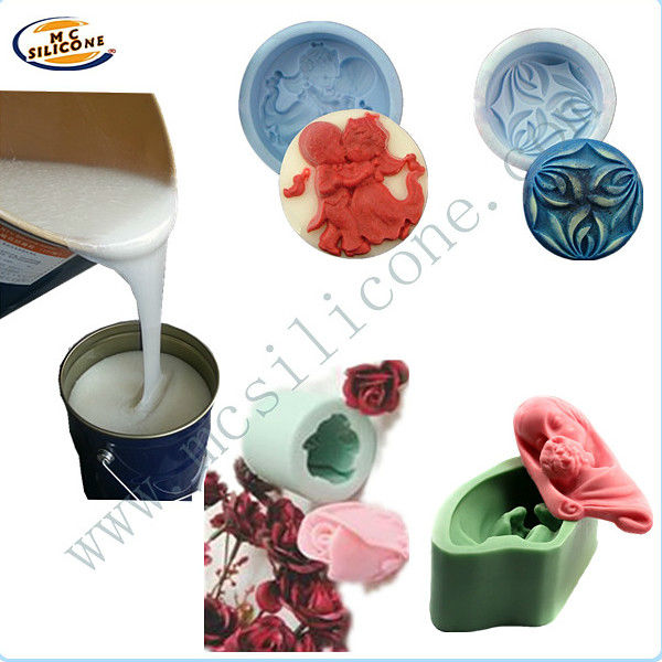 Liquid Silicone Rubber for Mold Making