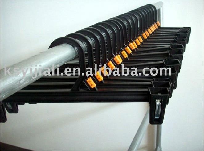 plastic bottoms hanger for pant trousers 6508 6510 6512 6514