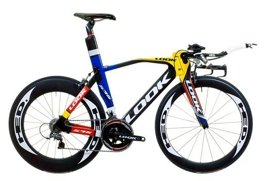 Look 596 Mondrian 2010 Bike