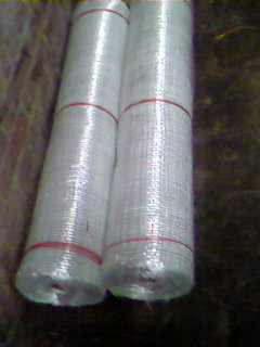 Fiberglass mesh for external wall