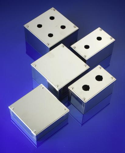Stainless Steel Terminal and Pushbutton Boxes