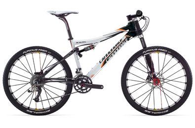 2010 Cannondale Scalpel Carbon Team
