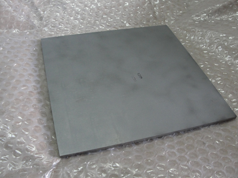 carbide plate