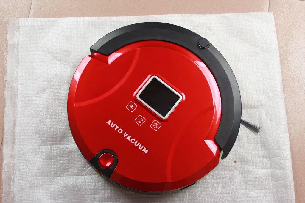 Vacuum Cleaner Robot 2012 New Arrival