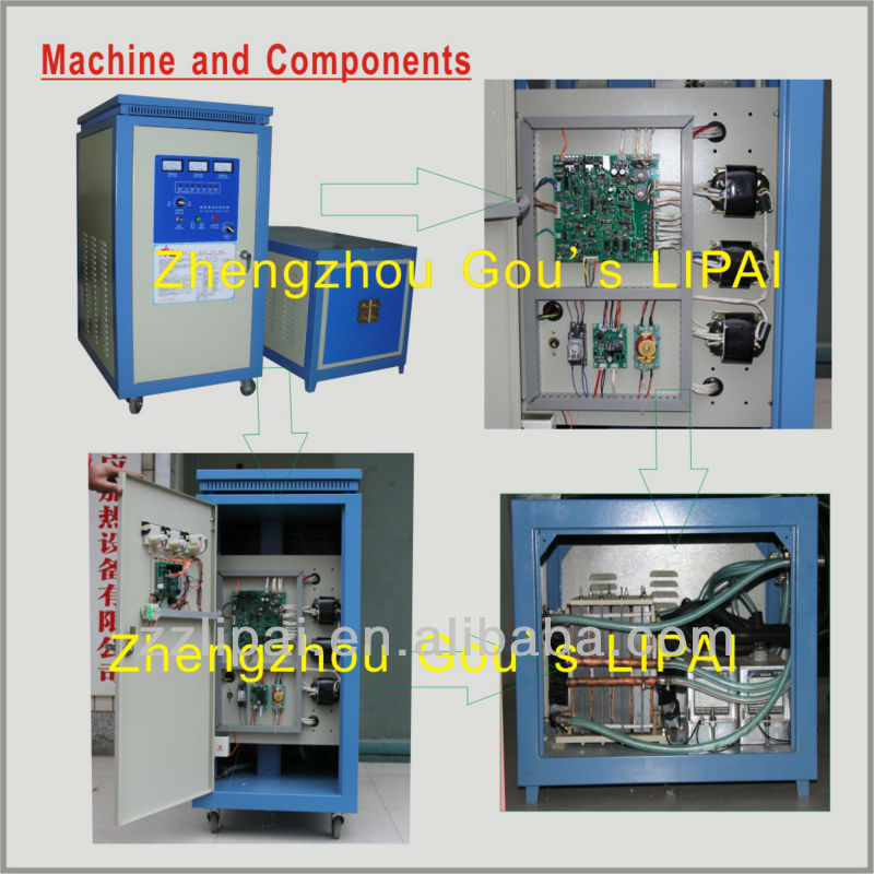 High Frequency Induction Forging Machine
