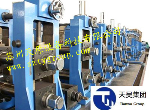 High frequency welding pipe mill TY165