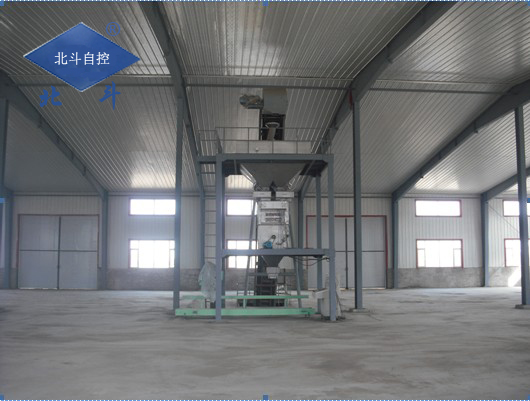 granular blending machinery in agriculture