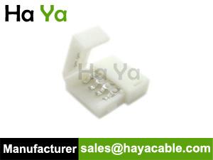 RGB Flexible LED Strip Solderless Splice Connector