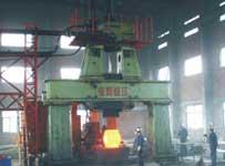 Electro-Hydraulic Open Die Forging Hammer