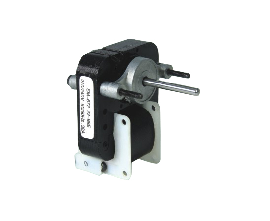 Shaded pole motor sm672 670 for What is a shaded pole motor