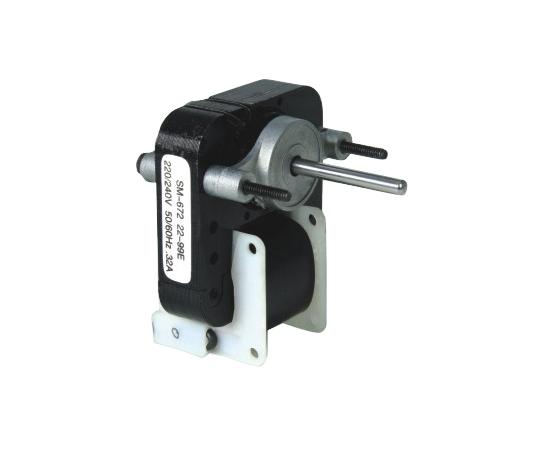 Shaded pole motor sm672 670 for Shaded pole induction motor