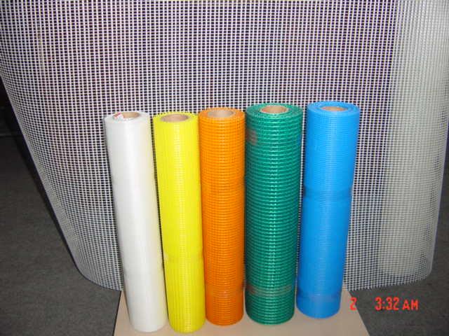 fiberglass alkaline-resistant mesh