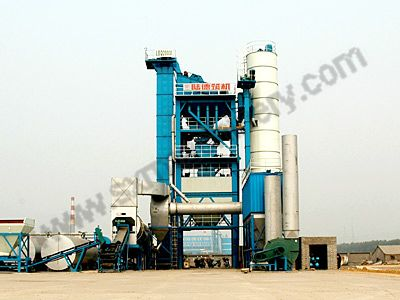asphalt plant,productivity 125tph,China