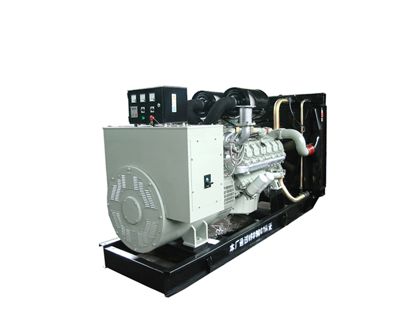 control electric generator machine motor system thesis