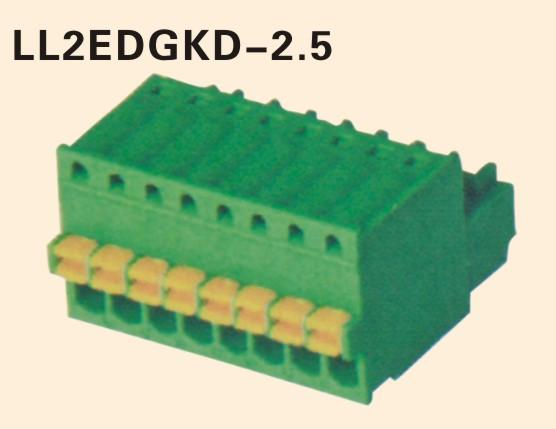 Plug-in Terminal Blocks