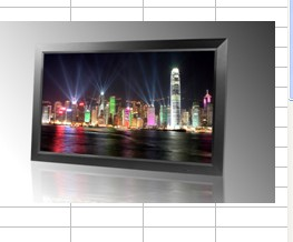 65 inch multi-point touch all in one pc tv