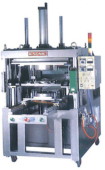 Hot Plate Plastic Welding M/C KH-31