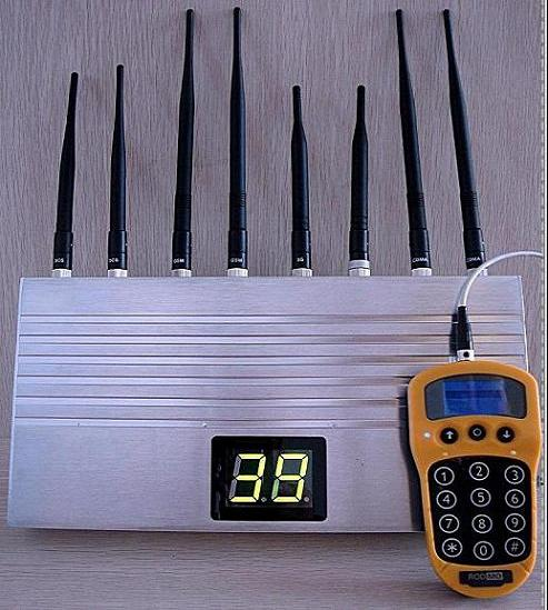 smart jammer with 8 channels P-4421G8
