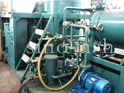 Used motor oil recycling oil regeneration system oil for Disposal of used motor oil