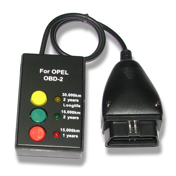 SI Opel Reset OBD2