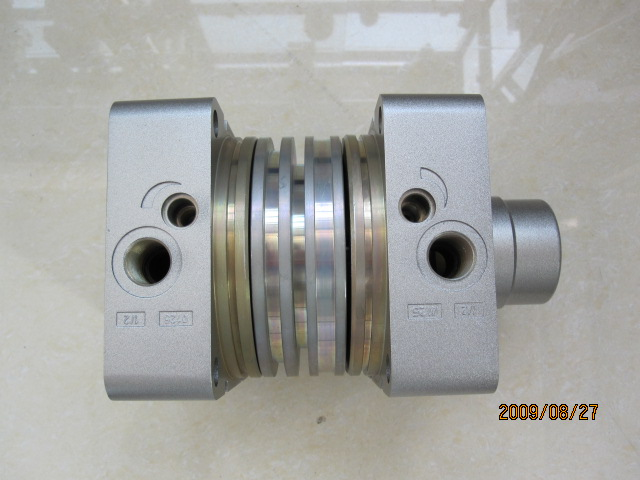 pneumatic cylinder end cap(pneumatic cylinder parts)