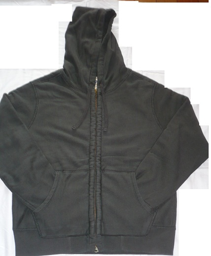 Mens' woven jacket
