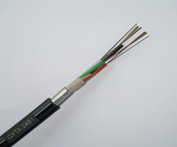 Stranded Loose Tube Armored Cable(GYTA53)