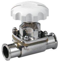 Sanitary Stainless Steel Diaphragm Valve