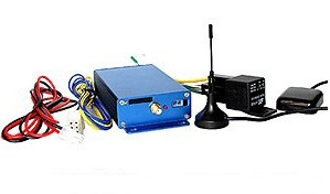 GSM & GPS Tracking System