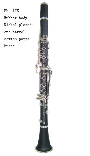 Bb clarinet (HCL-101)