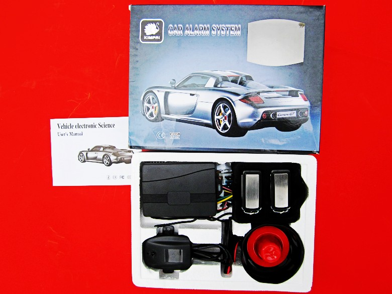 One way Car alarm system ( Professional Manufacturer)