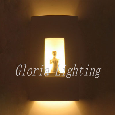 Plaster Wall Lamp(SP028)