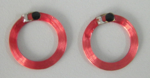 RFID 134.2Khz Ear Tag Inlay