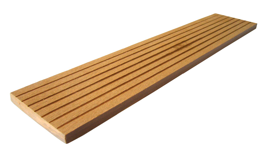 Wood Plastic(wpc) Decoration Plank LHMA009