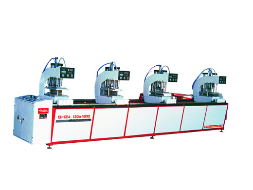 PVC Window and Door Four-Head Welding Machine