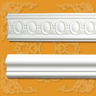 Pu Decorative Mouldings Mouldings