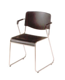 Metal Office Chair Click On Image To Enlarge