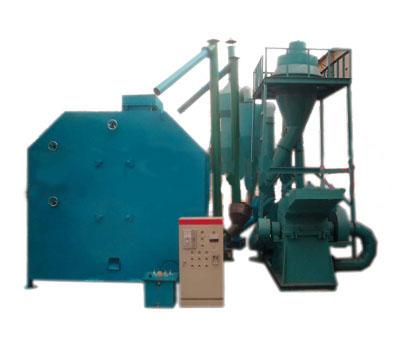 aluminium-plastic recycling equipment