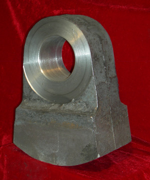 Bimetal Composite Crusher Hammer
