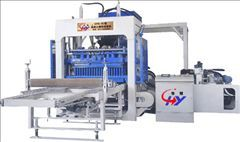HY-QT6-15 concrete block machine