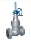 Astm a216 wcb flanged RF RTJ gate valve class 900 1500 2500