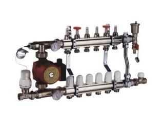 Heating Manifolds(floor heating manifold)