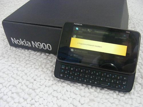 Nokia N900——220$