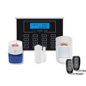Home Burglar Security Alarm Systems